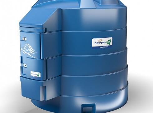 5000 Litre BlueMaster  Bunded AdBlue Dispensing Tank with tank monitoring 1