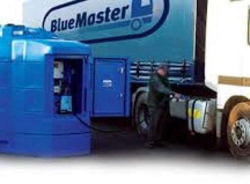 5000 Litre BlueMaster  Bunded AdBlue Dispensing Tank with tank monitoring 2