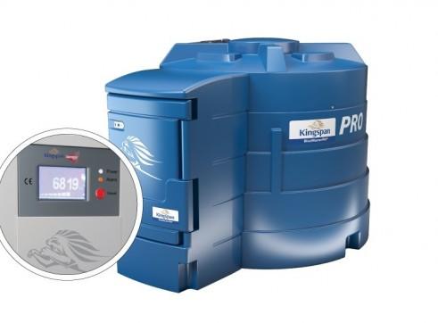 5000 Litre BlueMaster  Bunded AdBlue Dispensing Tank with tank monitoring 3