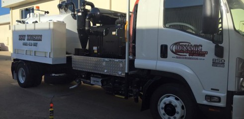 5000L VAC FOR WET HIRE 5
