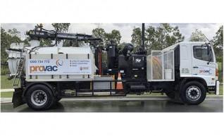 5000L Vacuum Excavation Truck 1