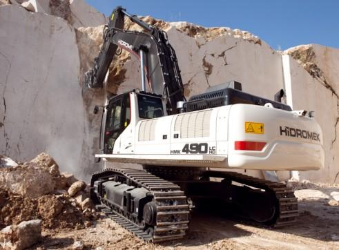 50T Hidromek HMK 490 LC HD Excavator 3