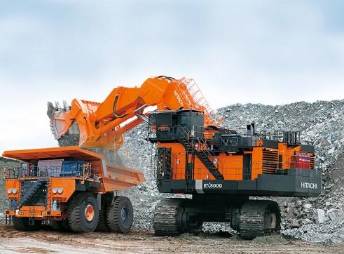 51T - 100T Excavators 1