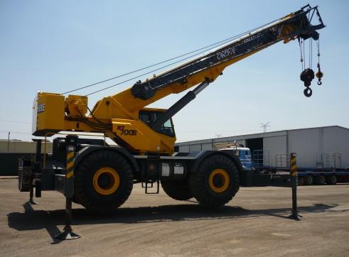 55 tonne Rough Terrain Crane 2