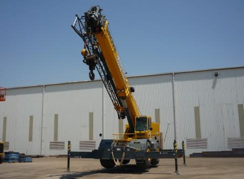 55 tonne Rough Terrain Crane 3