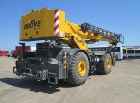 55T Grove Rough Terrain Crane 4