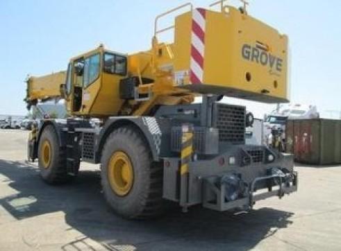 55T Grove Rough Terrain Crane 5