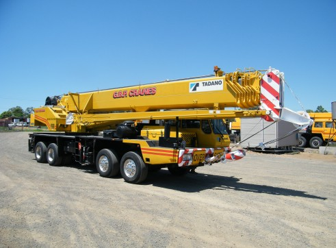 55T Tadano GT550EX Truck Crane 2