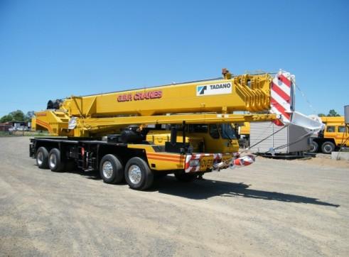 55T Tadano GT550EX Truck Crane 1