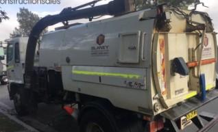 5700L Vacuum Excavation Truck 1