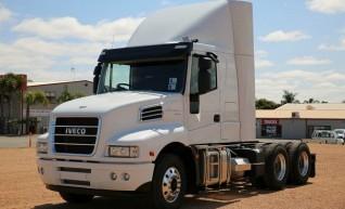 580HP Iveco Prime Mover 1