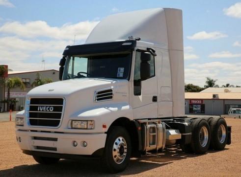 580HP Iveco Prime Mover