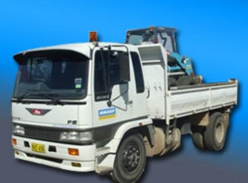 5M Tip Truck