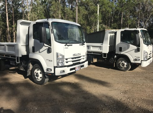 5m Tipper - single axle 3