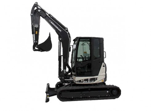 5T Eurocomach ES57ZT Mini Excavator