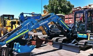 5T Excavator 1