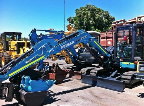 5T Excavator