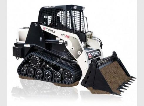 5t Excavator + Bobcat  2