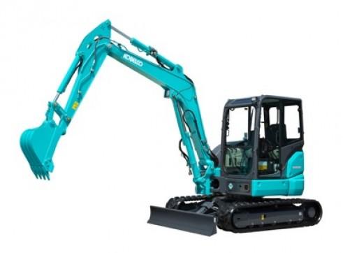 5T Kobelco SK55SRX-6 Excavator