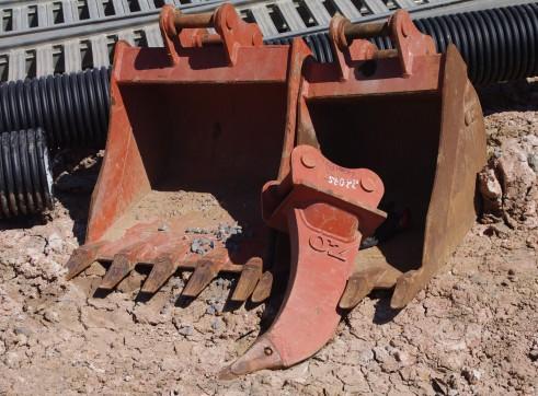 5T Kubota Excavator  2