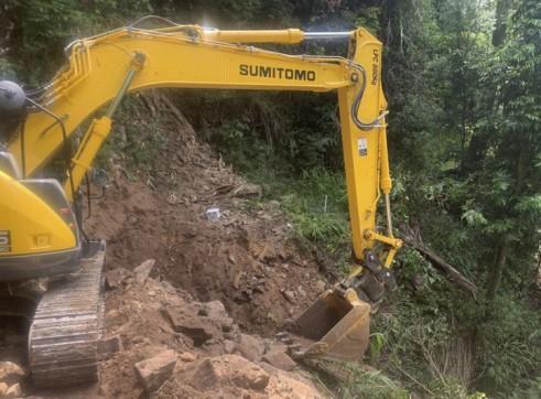 5T Yanmar Excavator 1