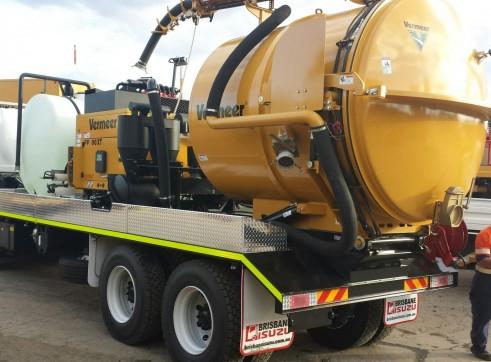 6,000L Vacuum Excavation Truck 1