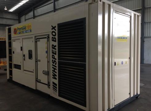6 KVA Generators to 1250 KVA Generators