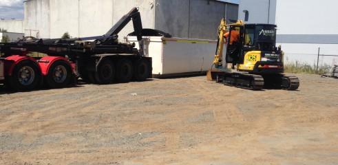 6 Tonne Excavator Hire 3