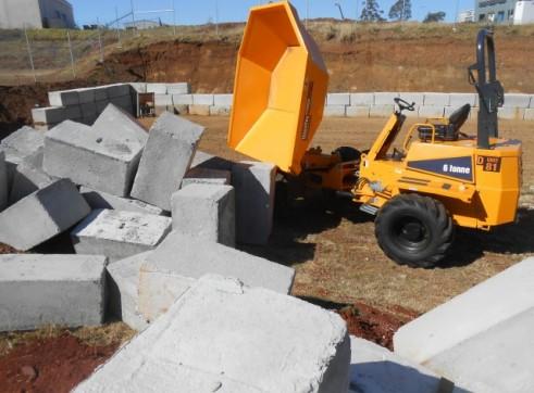 6 Tonne Site Dumper 2