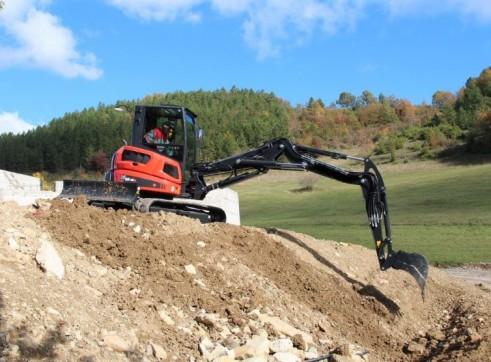 6.5T ECM ES65 TR Excavator 2