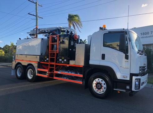 6000L Vac Truck 1