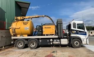 6000L Vacuum Excavation Truck for Hire 1