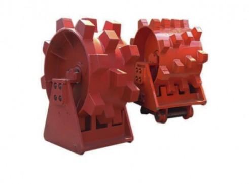600mm Compaction Wheel suits 17t - 21t 4