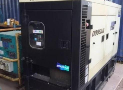 60KVA Generator Doosan 2