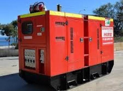 60KVA Primepower Mine/Hire spec Generator 1
