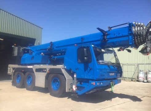 60T All Terrain Crane 1