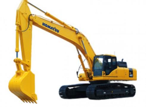 60T Komatsu PC600LC-8 Excavator