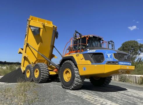 60T Volvo A60H Articulated Dump Truck