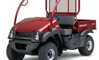 610 Kawasaki Mule 2-person - Petrol 1