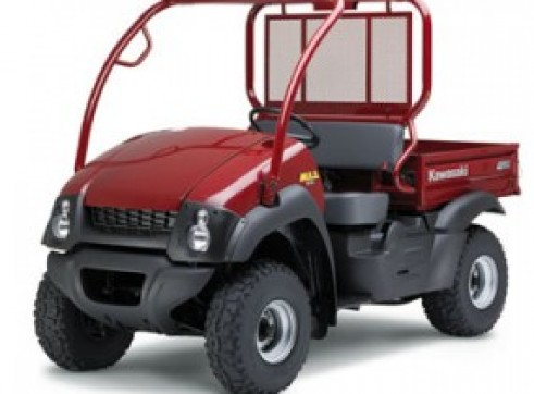 610 Kawasaki Mule 2-person - Petrol