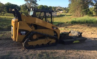 61HP Tracked Loader 1