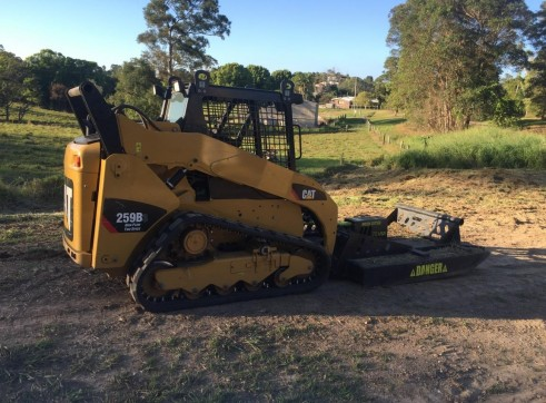 61HP Tracked Loader