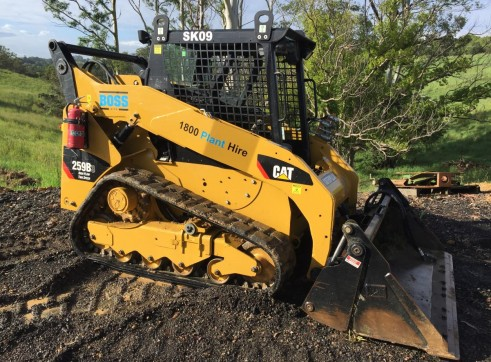 61HP Tracked Loader 2