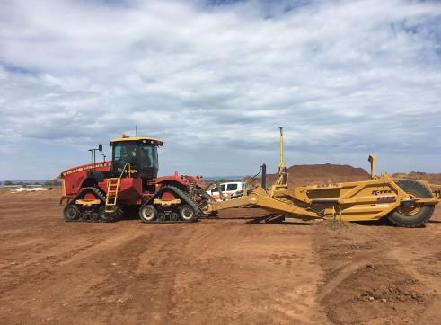 620HP Versatile 4WD Tractor w/GPS 1