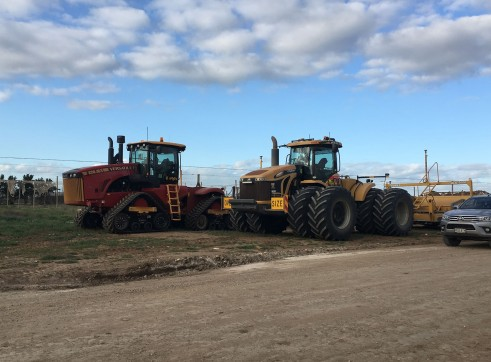 620HP Versatile 4WD Tractor w/GPS 2