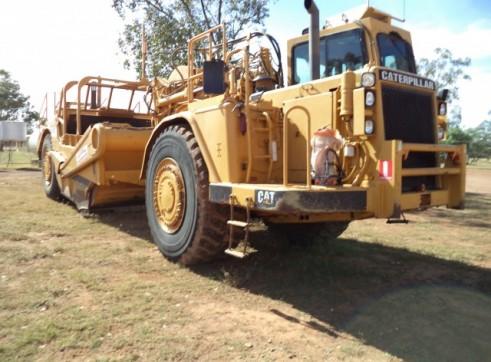 627E Scraper - With Lazer Equipment 1