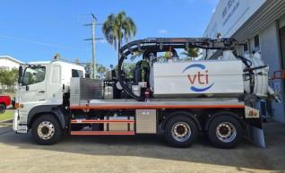 6,300L Vacuum Excavation Truck 1
