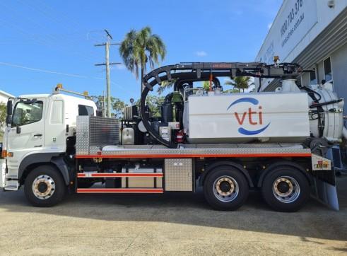 6,300L Vacuum Excavation Truck
