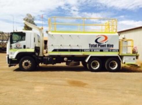 6500L Isuzu FVZ 1400 Service Truck 1