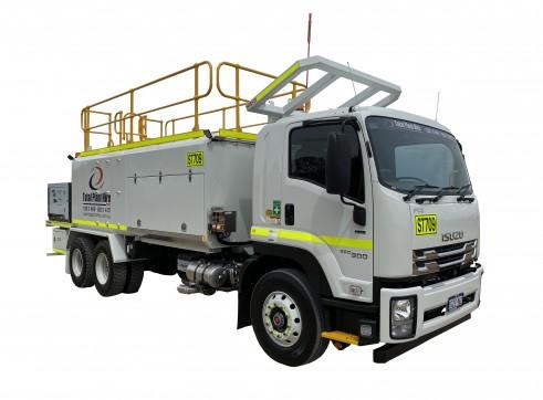 6500L Isuzu FVZ 1400 Service Truck